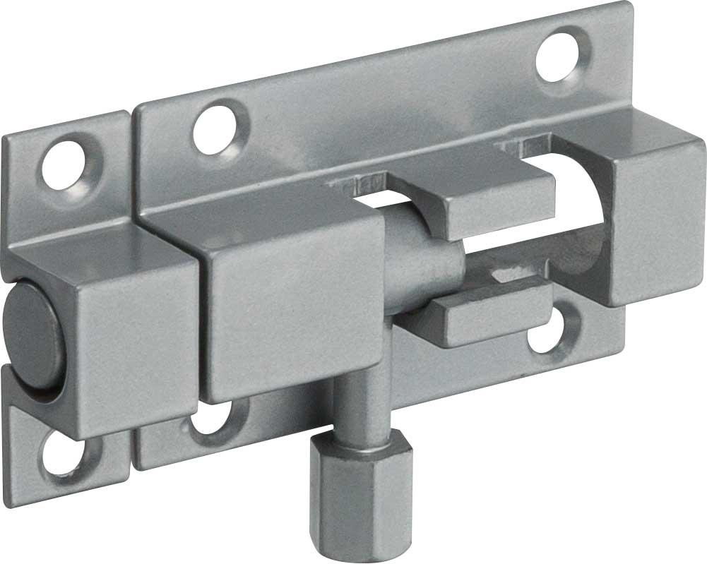 Aluminium schuif